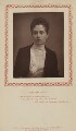 Clo Graves, by Herbert Rose Barraud, published by  Strand Publishing Company - NPG Ax9314