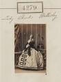 Augusta Sophia Anne (née Pierrepont), Lady Charles Wellesley