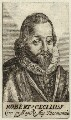 Robert Cecil, 1st Earl of Salisbury, after Unknown artist - NPG D33773