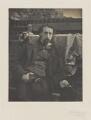 Charles Samuel Keene, by Horace Harral - NPG P861