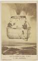 James Glaisher; Henry Tracey Coxwell, by Negretti & Zambra - NPG x22561