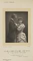 Sir Charles Wyndham as John Mildmay; Mary Moore as Mrs Mildmay in 'Still Waters Run Deep', by Herbert Rose Barraud, published by  Eglington & Co - NPG Ax9379