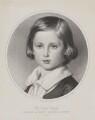 Prince Alfred, Duke of Edinburgh and Saxe-Coburg and Gotha, by Thomas Fairland, after  Franz Xaver Winterhalter - NPG D33777