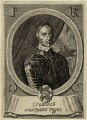 Oliver Cromwell, probably by Johann Ulrich Kraus, after  Unknown artist - NPG D33790