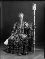 Ladapo Samuel Ademola II, King of Abeokuta, by Hay Wrightson - NPG x132162