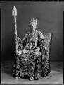 Ladapo Samuel Ademola II, King of Abeokuta, by Hay Wrightson - NPG x132170