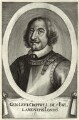 Oliver Cromwell, after Unknown artist - NPG D33786
