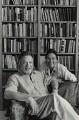 Steven Rose; Hilary Rose, by Maggie Murray, for  Format Photographers - NPG x132184