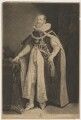 Henry Danvers, Earl of Danby, by Valentine Green, published by  John Boydell, after  Josiah Boydell, after  Sir Anthony van Dyck - NPG D33818