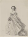 Victoria, Empress of Germany and Queen of Prussia, by Richard James Lane, after  Franz Xaver Winterhalter - NPG D33812