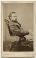 John William North, by John Hubbard & Co - NPG x127213