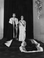 Prince Henry, Duke of Gloucester; Princess Alice, Duchess of Gloucester, by Hay Wrightson - NPG x132138
