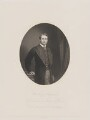 King Edward VII, by William Holl Jr, published by  John Mitchell, after  Mayall & Co - NPG D33840