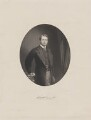 King Edward VII, by William Holl Jr, published by  John Mitchell, after  Mayall & Co - NPG D33841