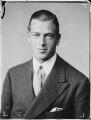 Prince George, Duke of Kent, by Hay Wrightson - NPG x132179