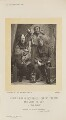Harry Monkhouse as Sir Tristram Testy; Harry Parker as Friar Tuck; John Le Hay as Sir Guy of Gisborne in 'Maid Marian', by Alfred Ellis, published by  Eglington & Co - NPG Ax28820