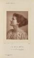 Maud Jeffries, by W. & D. Downey, published by  Eglington & Co - NPG Ax28824