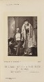Edward Terry as Percy Egerton-Bompas; Fanny Brough as Mrs Egerton-Bompas in 'The Times', by Alfred Ellis, published by  Eglington & Co - NPG Ax28825