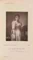 Violet Caroline Josephine Jeanne Rosa Armbruster (Mrs Willis), by Alfred Ellis, published by  Eglington & Co - NPG Ax28826