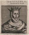 King William II ('Rufus'), after Unknown artist - NPG D33918