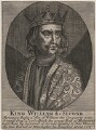 King William II ('Rufus'), after Unknown artist - NPG D33922