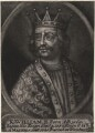 King William II ('Rufus'), by John Carwitham, after  Unknown artist - NPG D33923