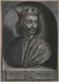 King William II ('Rufus'), by John Faber Jr, after  Unknown artist - NPG D33924