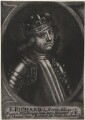 King Richard I ('the Lionheart'), by John Carwitham, after  Unknown artist - NPG D33925