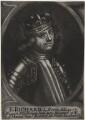 King Richard I ('the Lionheart'), by John Carwitham, after  Unknown artist - NPG D33925