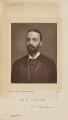 Arthur Bingham Walkley, by Alfred Ellis, published by  Eglington & Co - NPG Ax28833