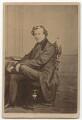 Thomas Milner Gibson, by John Burton & Co - NPG Ax8660