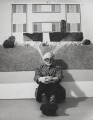 David Hockney, by Jorge ('J.S.') Lewinski - NPG x13726