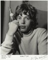 Mick Jagger, by Ian Wright - NPG x132218