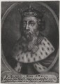 King Henry I, by John Carwitham, after  Unknown artist - NPG D33875