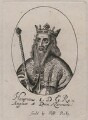 Fictitious portrait of King Henry I, probably by William Faithorne, sold by  Sir Robert Peake - NPG D33873
