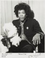 Jimi Hendrix, by Ian Wright - NPG x132220