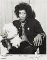 Jimi Hendrix, by Ian Wright - NPG x132220