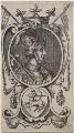 Fictitious portrait called King Stephen, after Renold or Reginold Elstrack (Elstracke) - NPG D33878