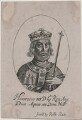 King Henry III, possibly by William Faithorne - NPG D33884