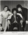 The Experience (Mitch Mitchell; Jimi Hendrix; Noel Redding), by Ian Wright - NPG x132221