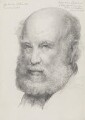 Sir George Scharf, by Sir George Scharf - NPG 4053(1)