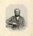 John Stevens Henslow, by Thomas Herbert Maguire, printed by  M & N Hanhart - NPG D33931