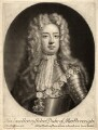 John Churchill, 1st Duke of Marlborough, by John Smith, after  Sir Godfrey Kneller, Bt - NPG D9330