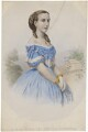 Queen Alexandra, by Edme Guichard, printed by  M & N Hanhart - NPG D33940