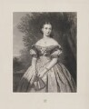 Queen Alexandra, by Francis Holl, after  Unknown artist - NPG D33946