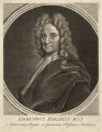 Edmond Halley, after Richard Phillips - NPG D33975