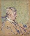 Spencer Frederick Gore, by Harold Gilman - NPG 6879