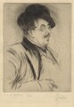 Thomas William Hodgson Crosland, by Richard George Mathews - NPG D34579