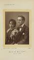 Eva Moore; Henry Vernon Esmond (Harry Esmond Jack), by Alfred Ellis - NPG Ax28883