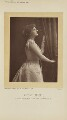 Julie Opp (Mrs William Faversham) as Princess Pannonia in 'The Princess and the Butterfly', by Alexander Corbett, for  Alfred Ellis, published by  Simpkin, Marshall, Hamilton, Kent & Co - NPG Ax28898